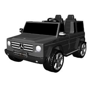 National Products 12V Black Mercedes Benz G Class Battery