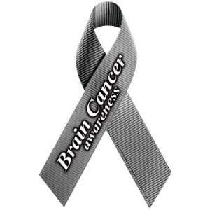 Brain Cancer Awareness Ribbon Magnet Automotive