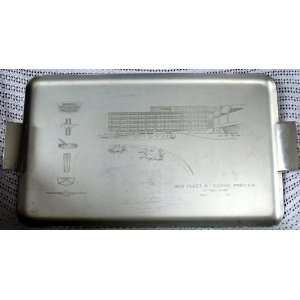 1966 Engraved Etch Ford Mustang Thunderbird Cobra Tray