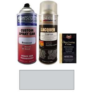 Silver Stone Metallic Spray Can Paint Kit for 2002 Subaru Legacy (19X