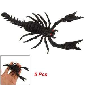 Como Halloween Soft Plastic Manmade Scorpion Joke Toy 5