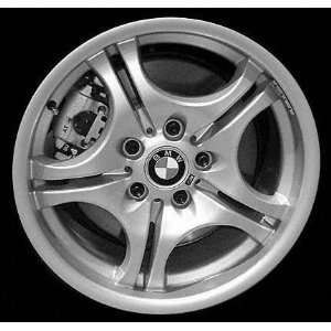 01 02 BMW 330I 330 i ALLOY WHEEL RIM 17 INCH, Diameter 17