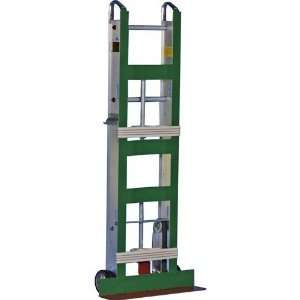 Yeats 59 Inch Aluminum Dual Strap Appliance Hand Truck Size   Full