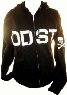 ODST Mens Hoodie Sweatshirt   Crossbone Sleeves (Xbox 360) Clothing