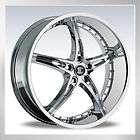 Custom Black chrome Red line Diamond Wheels Tires Sizes items in