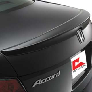 Factory OEM style Honda Accord 2008 2012 Lip Spoiler J 368020