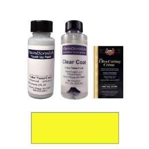 Oz. Screaming Yellow Paint Bottle Kit for 2007 Ford Super Duty Truck