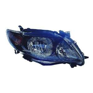 Depo 312 11A8R AC2 Toyota Corolla Passenger Side Replacement Headlight