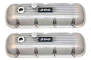 Ansen Big Block Chevy 396 Polished Valve Covers
