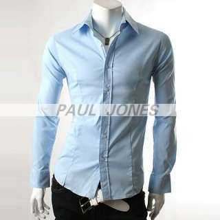Wild Business Menswear PJ Mens casual Shirt slim fited