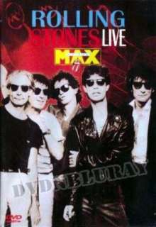 Rolling Stones   Live at The Max DVD (1991) *NEW*