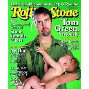 Rolling Stone Magazine Vol. 842, June 8, 2000, Movie Print by Mark