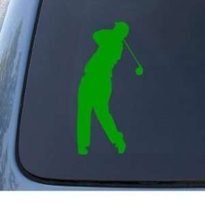 GOLFER   Golfing Sport   Car, Truck, Notebook, Vinyl Decal
