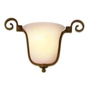 Kalco 4265ES Escalante Ibiza Wrought Iron Wall Sconce from