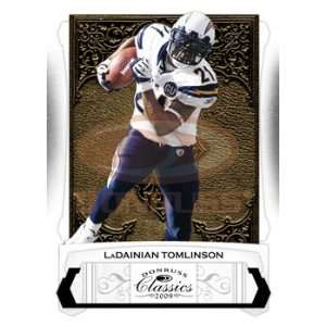 LaDainian Tomlinson   San Diego Chargers   2009 Donruss