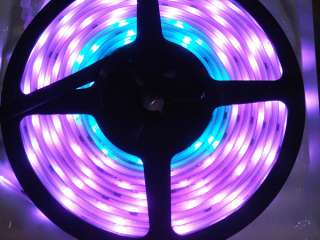 Dream color RGB 5M 5050 Flash LED Strip Light 94 change multi color