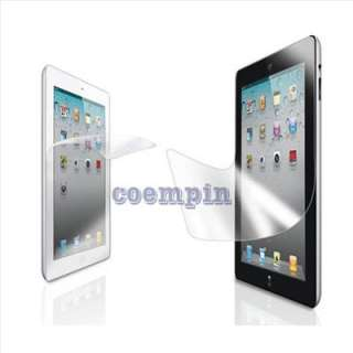 For Apple iPad 2&The New iPad 3PCS Clear LCD Screen Protector Film