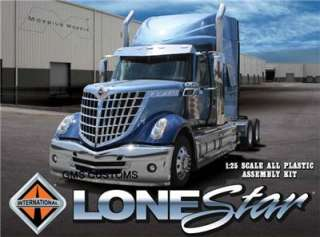 Moebius MODEL KIT 2010 INTERNATIONAL LONESTAR TRUCK