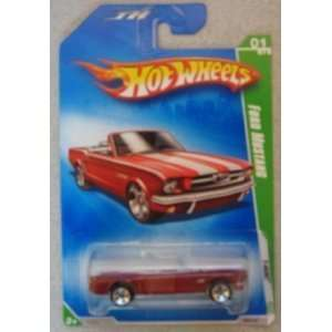 Hot Wheels Ford Mustang Treasure Hunt 1/12 43/166 Toys & Games