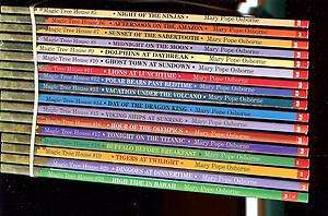 18 MAGIC TREEHOUSE CHILDRENS CHAPTER BOOKS LOT