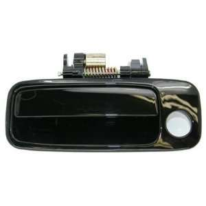 Motorking Toyota Camry Black 202 Replacement Driver Side Outside Door
