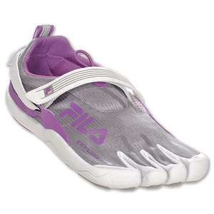 Fila Skele Toes 2.0 White/Purple/Znc Womens Athletic Shoe