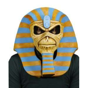 NECA Iron Maiden Latex Mask   Powerslave Toys & Games