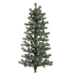 4 ft. PVC Christmas Tree   Green   Douglas Fir   251 Tips