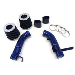 07 08 Infiniti G35 G37 Sedan Short Ram Air Intake Kit Blue