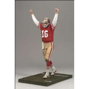 McFarlane NFL Legends Series 4   Joe Montana   San