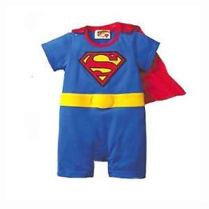 Lovely Swimwear, Superman Boys One Piece Swimsuits (Swimming Cap Free