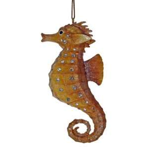 December Diamonds Sea Horse from the Aquatic Collection  Embellished