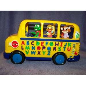Leap Frog Fun & Learn Phonics Bus 2001 Version