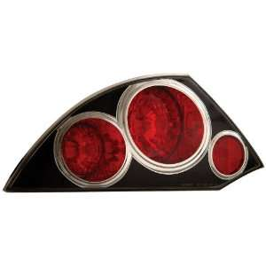 Anzo USA 221081 Mitsubishi Eclipse Black Tail Light Assembly   (Sold