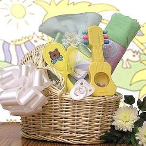Baby Congratulations Gender Neutral Baby Gift Basket Baby
