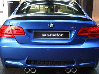 Carbon Rear Trunk Spoiler for BMW E92 Performance Trunk
