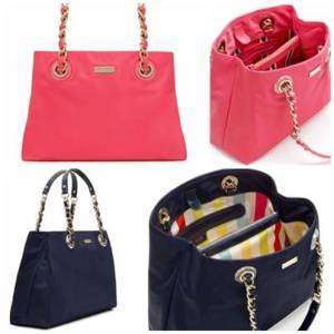 BNWT Kate Spade fashion nylon maryanne handbag