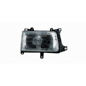 93 98 Toyota T100 Pickup Headlight (Passenger Side) (1993