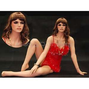 Tone Fiberglass Mannequin, Beautiful Makeup Arts, Crafts & Sewing