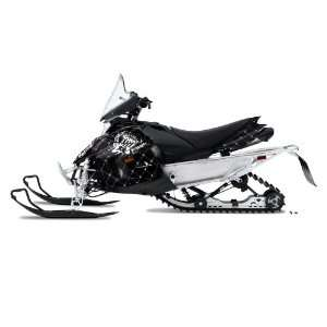 Silver Star AMR Racing Yamaha Phazer RTX Gt Sled Snowmobile Graphics