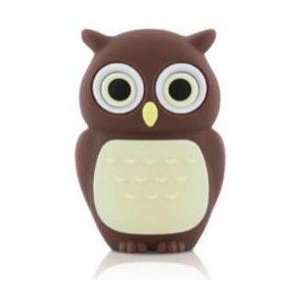 High Quality Cool OWL 8 GB USB Flash Drive Electronics