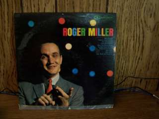 Roger Miller   Self Titled lp album 1964 mono