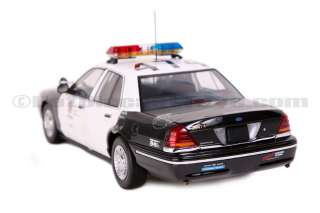 AutoArt Ford Crown Victoria Los Angeles Police Department Police 118