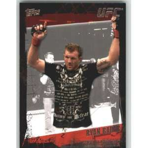 2010 Topps UFC Trading Card # 32 Ryan Bader (Ultimate