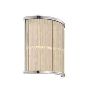 Sonneman 1970.35F Rivoli Polished Nickel Wall Sconce