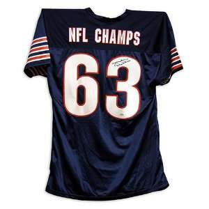 Mike Ditka Autographed Custom Jersey