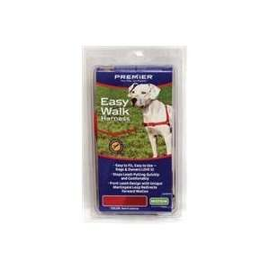 EASY WALK HARNESS, Color RED/CRANBERRY; Size MEDIUM