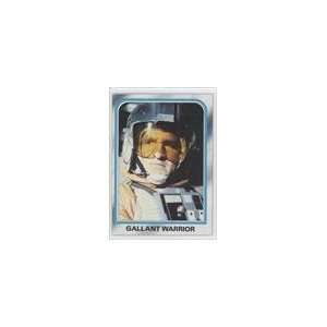 Star Wars Empire Strikes Back (Trading Card) #162   Gallant Warrior