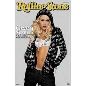 Gwen Stefani   Rolling Stone Cover by Unknown 22x34
