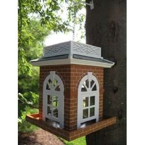 Jefferson Garden Pavilion Outdoor Bird Feeder Patio, Lawn & Garden